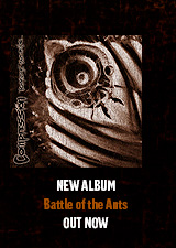New Album - Battle of the Ants - Out Now